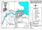 Peta SIG Kecamatan Medan Belawan