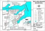 Peta SIG Kelurahan Bagan Deli