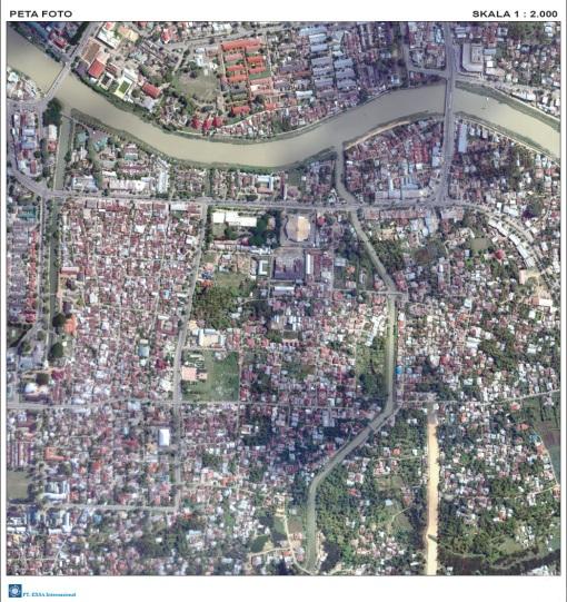 Foto Udara Dan Citra Satelit   GEOGRAPHY LOVERS